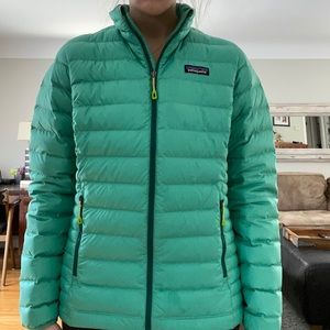 Patagonia nano puff coat